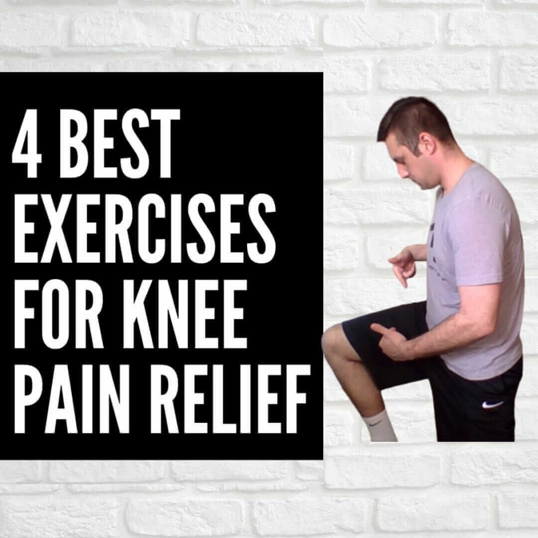 4 Best Exercises for Knee Pain Relief in Canal Winchester
