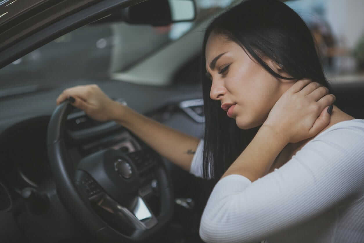 Recovering From a Car Accident? How P3 Solves Neck Pain & Whiplash