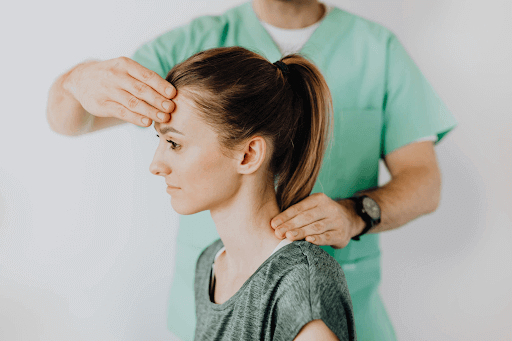 physical therapy assessment of headaches